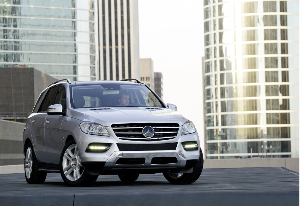 Pay Off Your Sins In Florida, 2012 Mercedes-Benz M-Class: Today's Car News