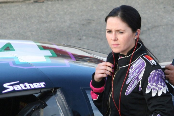 Speeding To Success Natalie Sather Making Strides At