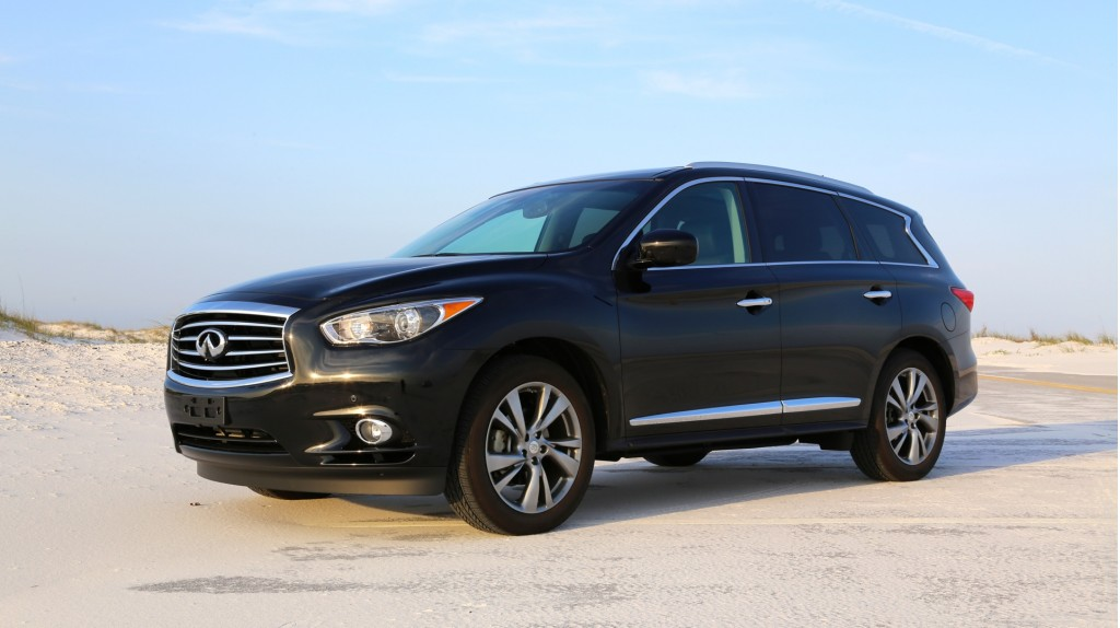 2013 Infiniti JX / QX60 Video Road Test