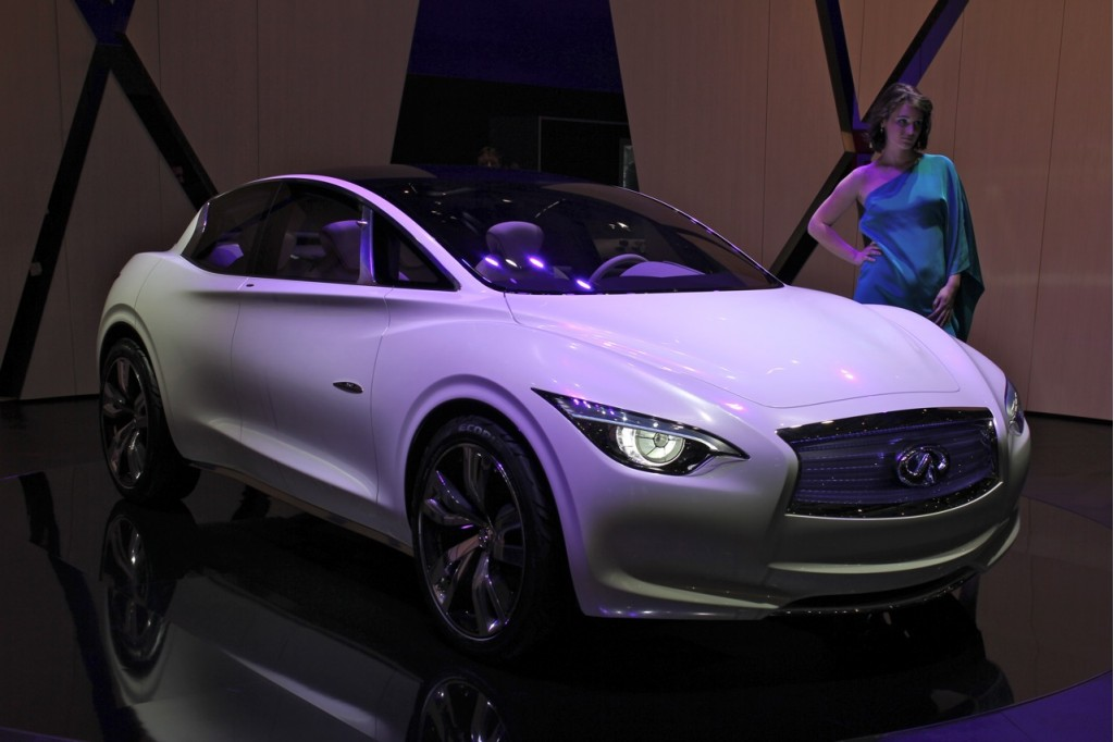 Upcoming Infiniti, Mercedes-Benz Compact Models To Share Platform