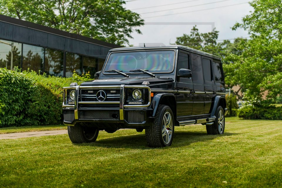 canada s inkas can build you an armored g63 amg limo. Black Bedroom Furniture Sets. Home Design Ideas