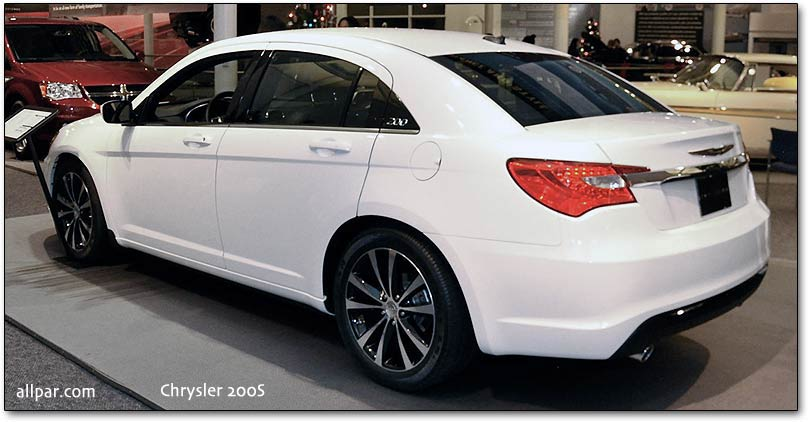 Worksheet. Report Sportier Chrysler 200S Coming Mid2011