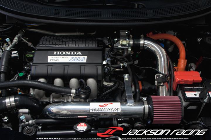 Supercharger Kit Promises To Make Honda Cr Z 40 Less
