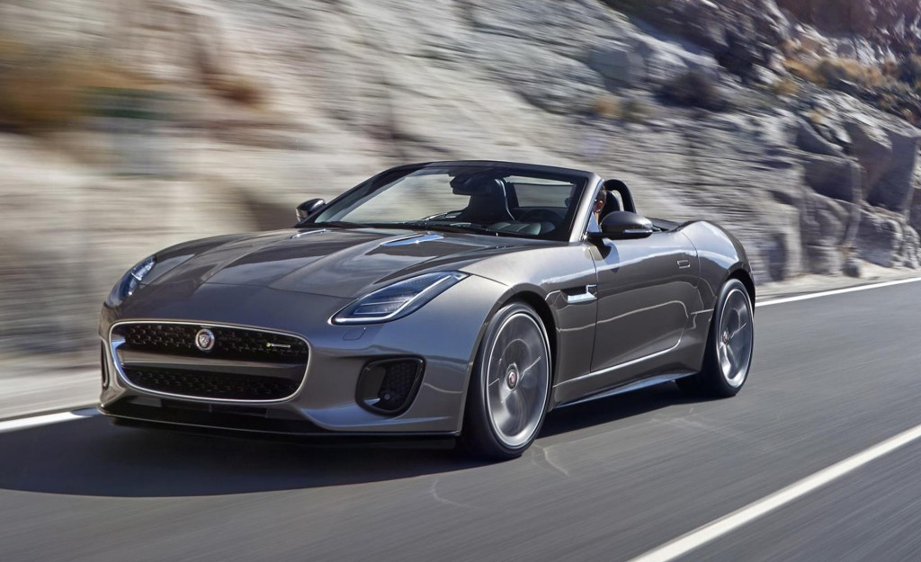 Jaguar F Type Used Cars For Sale