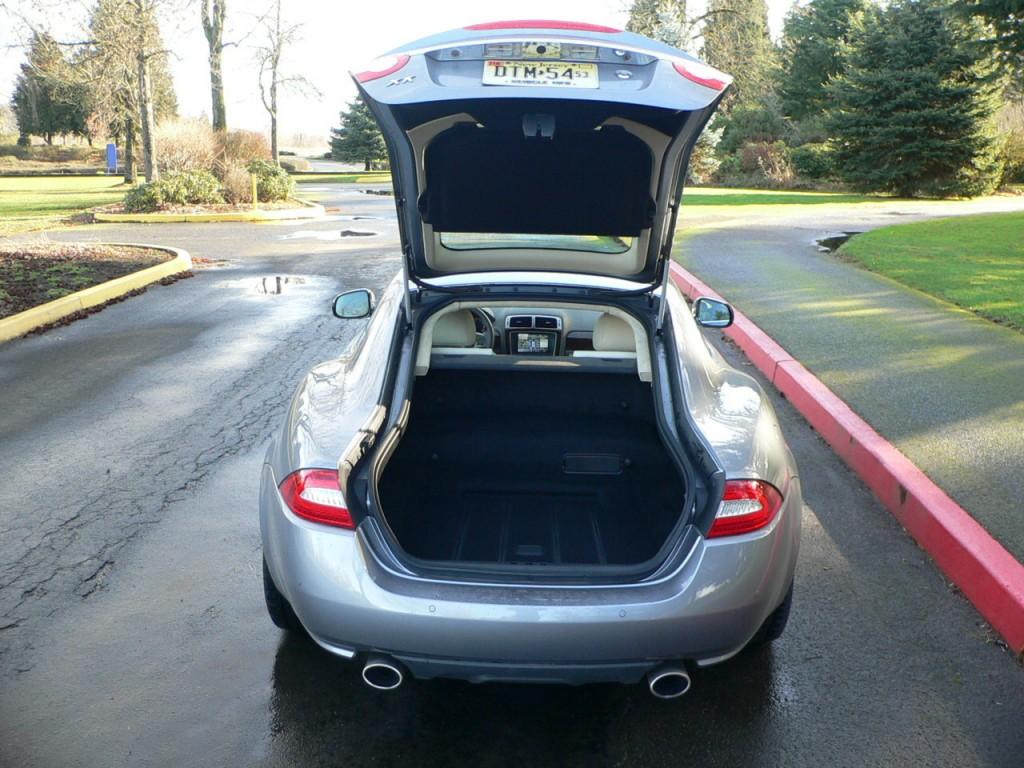 2010 Jaguar XK Coupe