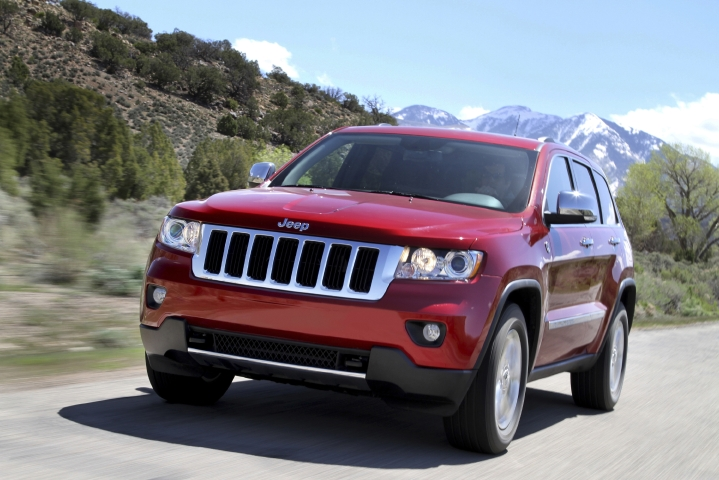 Jeep Hits You In the Gut, Not The Cerebral Cortex