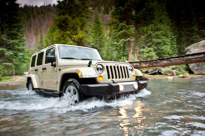 As Blogging Dies, Jeep Gets A Blog