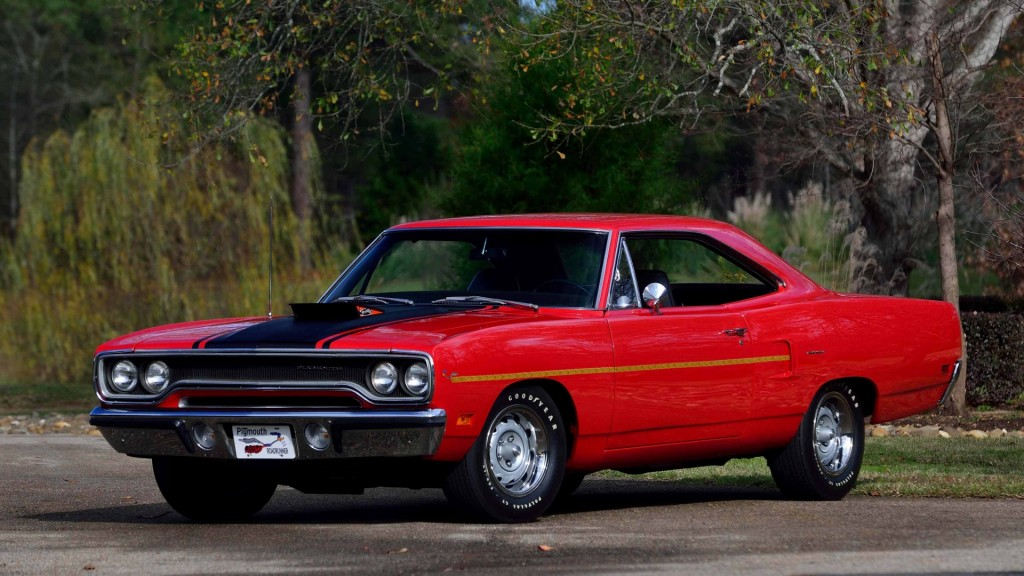Image Jim Mcmurrey Collection 1970 Plymouth Hemi Road