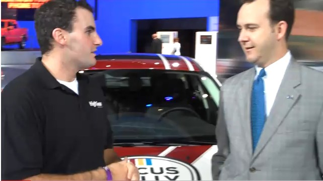 Video: Interview With Ford's Scott Monty At The 2010 Los Angeles Auto Show