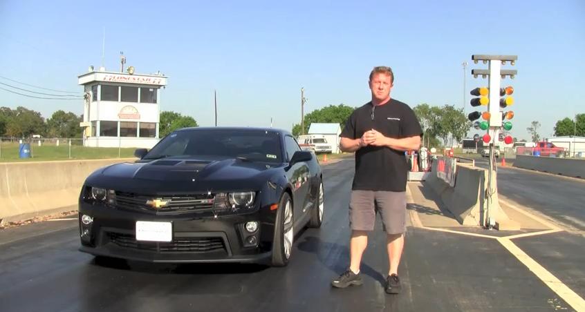 John Hennessey Tests A 700 Horsepower Camaro Zl1 Video