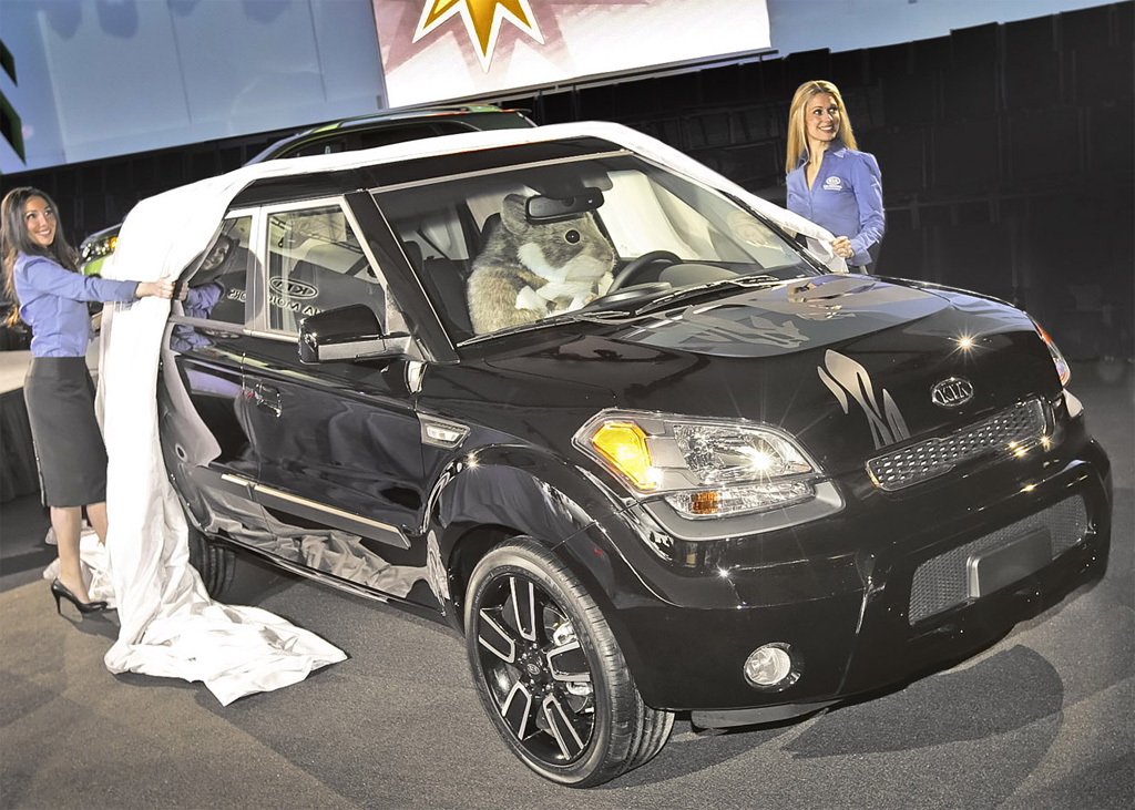 Kia Shadow Dragon Soul