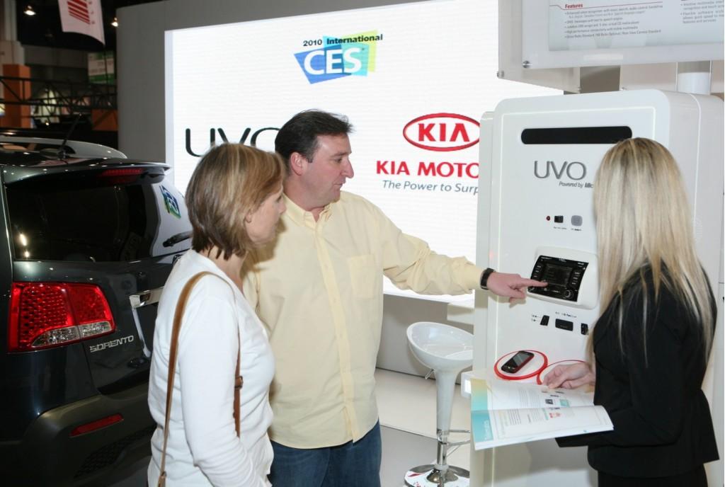 Kia UVO - 2010 CES