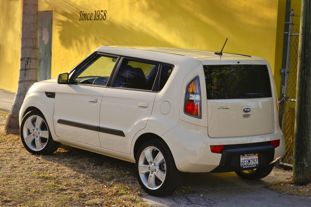 Second Drive: 2010 Kia Soul