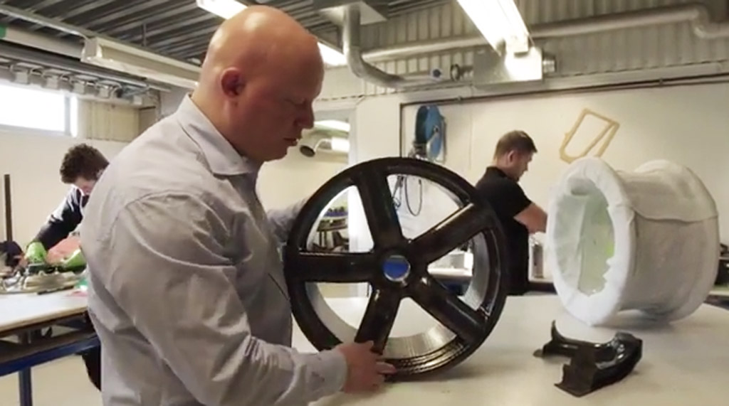 New Inside Koenigsegg Episode Shows How Carbon Fiber