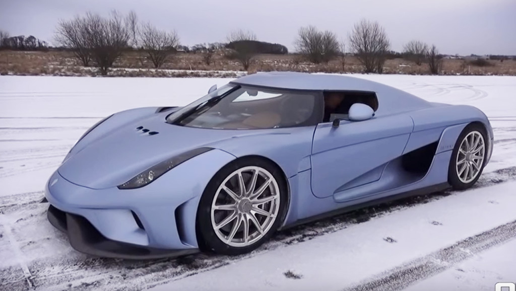 Koenigsegg Regera 2018 >> Christian von Koenigsegg Talks About The Regera In This 30-Minute Video