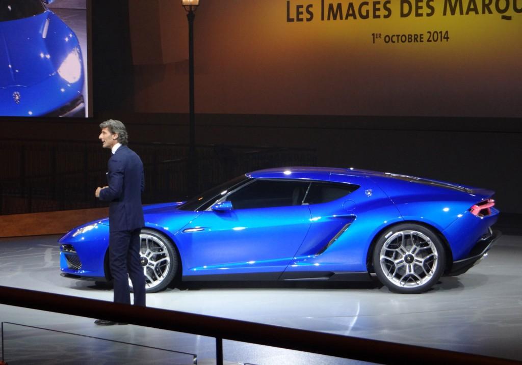 Image Lamborghini Asterion Lpi 910 4 Concept 2014 Paris