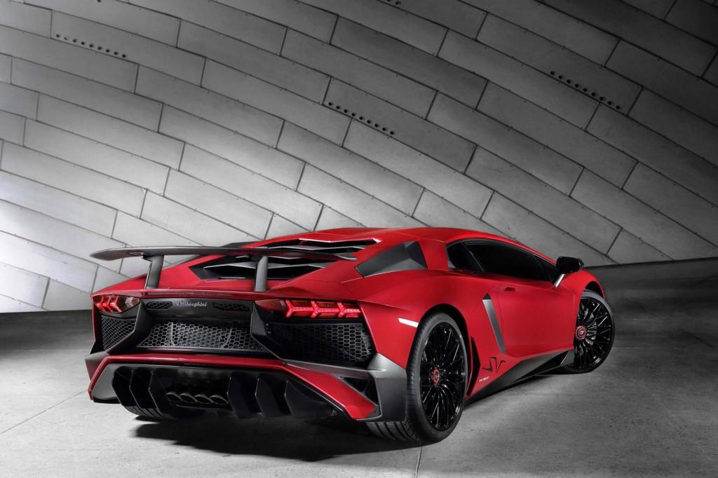 Image: Lamborghini Aventador LP 750-4 SuperVeloce, size: 1024 x ...
