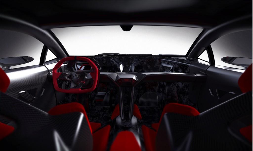 Lamborghini Sesto Elemento, 2010 Paris Auto Show