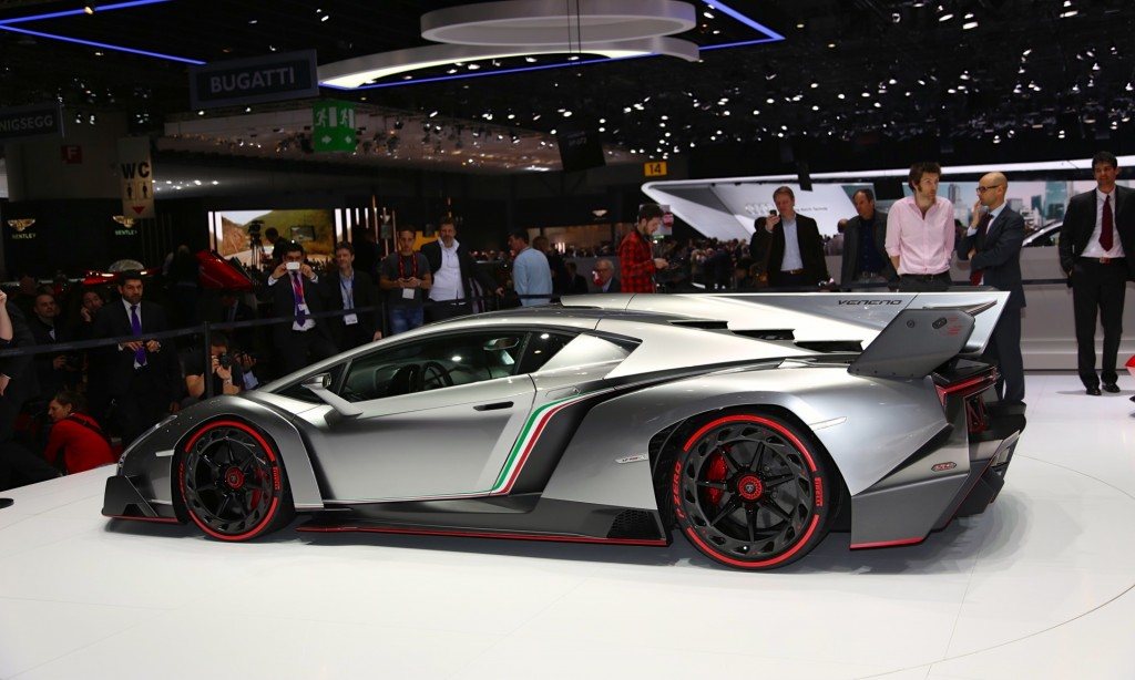 Lamborghini Veneno: The Hypercar That Surprised Even Its CEO