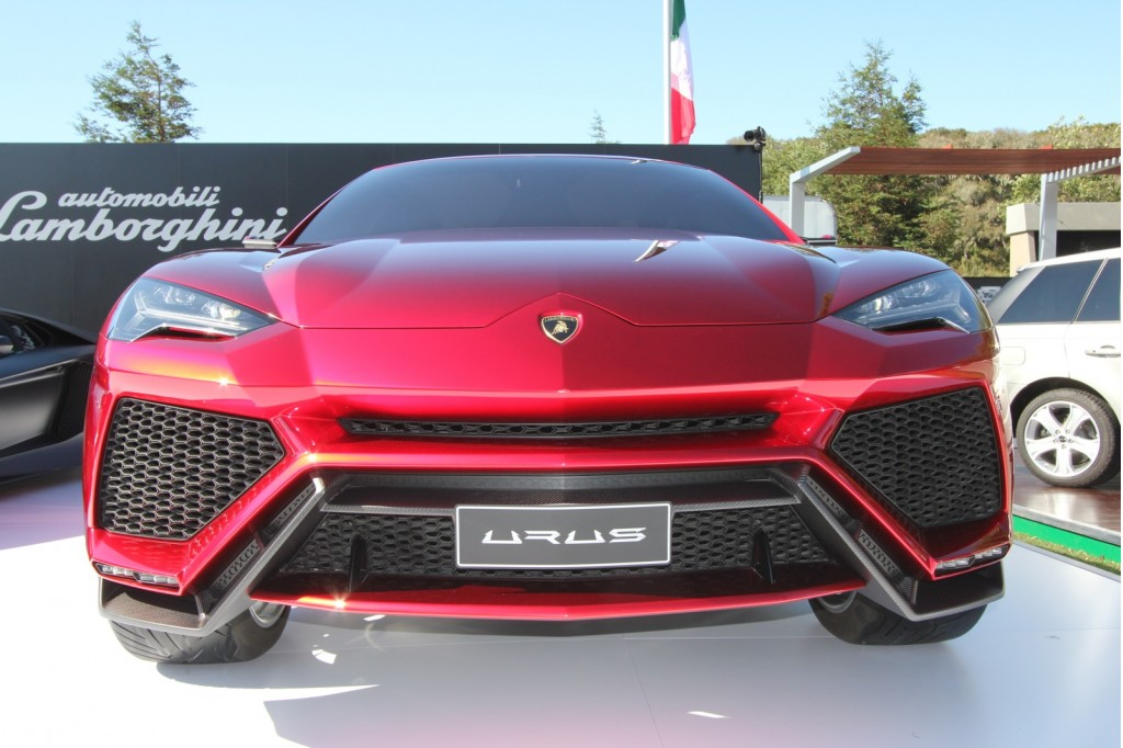 Hybrid Lamborghini SUV, Ford Warriors In Pink, Sierra Club Humor: Car News Headlines