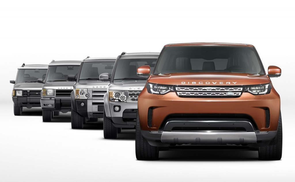 What's New for 2017: Land Rover