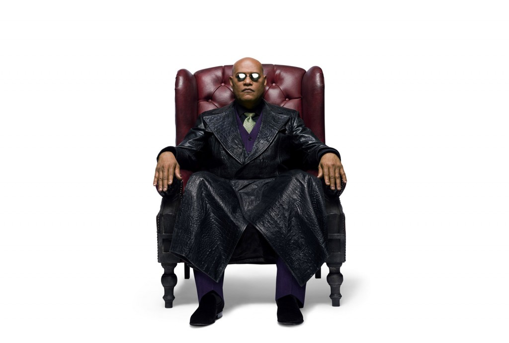 Image: Laurence Fishburne returns as Morpheus from the Matrix for Kia ...