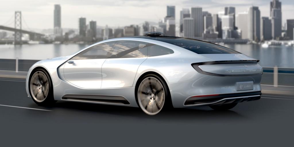 2017 Bmw 7 Series Apple Car Rumors Leeco Lands In U S