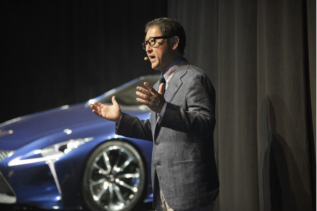 Lexus 'Design Matters' event in New York