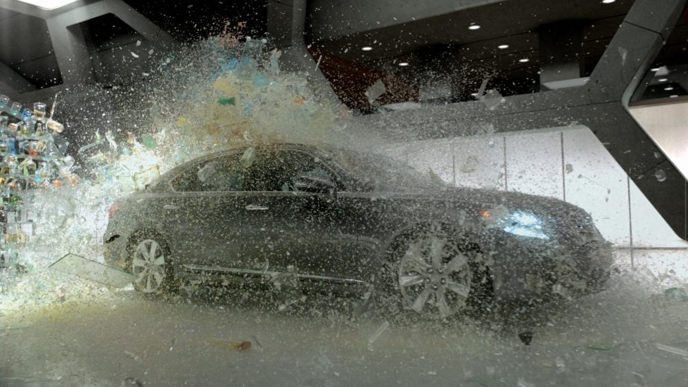 Lexus 'Engineering Amazing' commercial