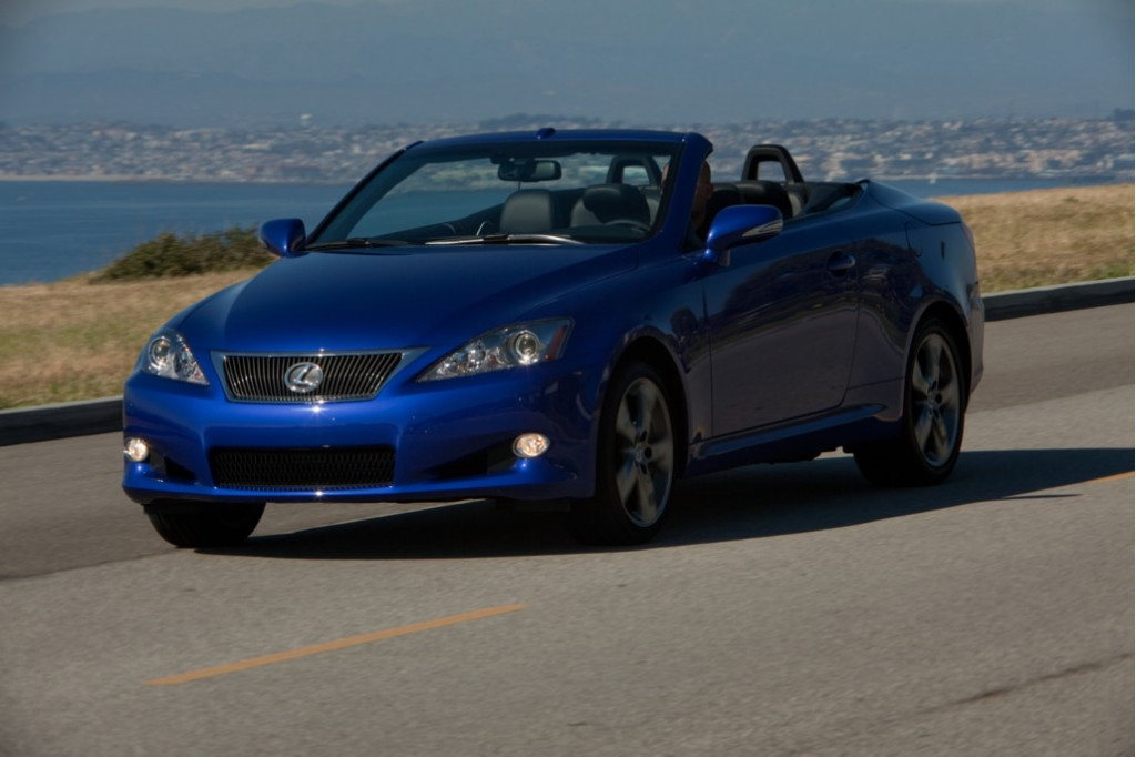 Driven: 2010 Lexus IS C