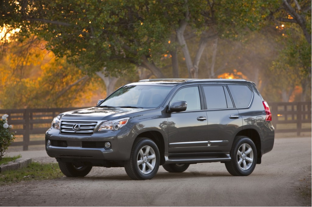 Lexus Of Omaha >> Update: 'Don't Buy' Label Lifted From 2010 Lexus GX 460