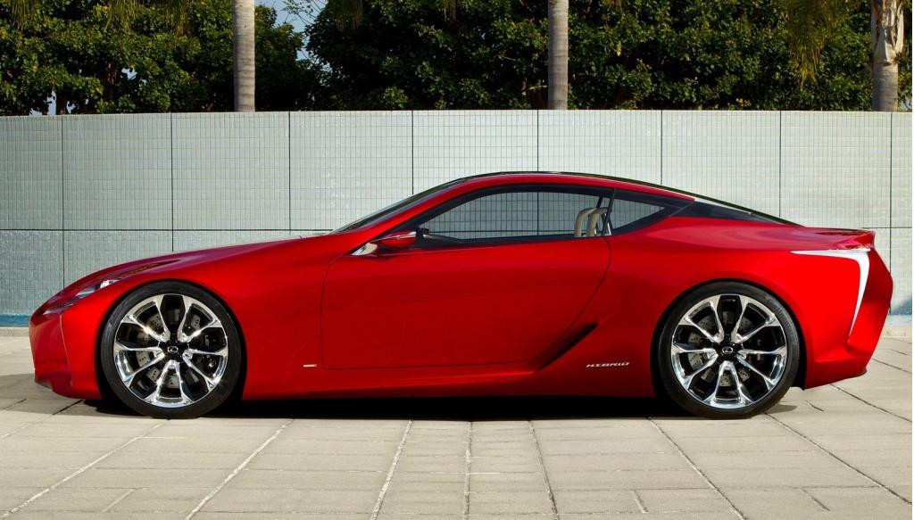 2012 Lexus LF-LC Concept