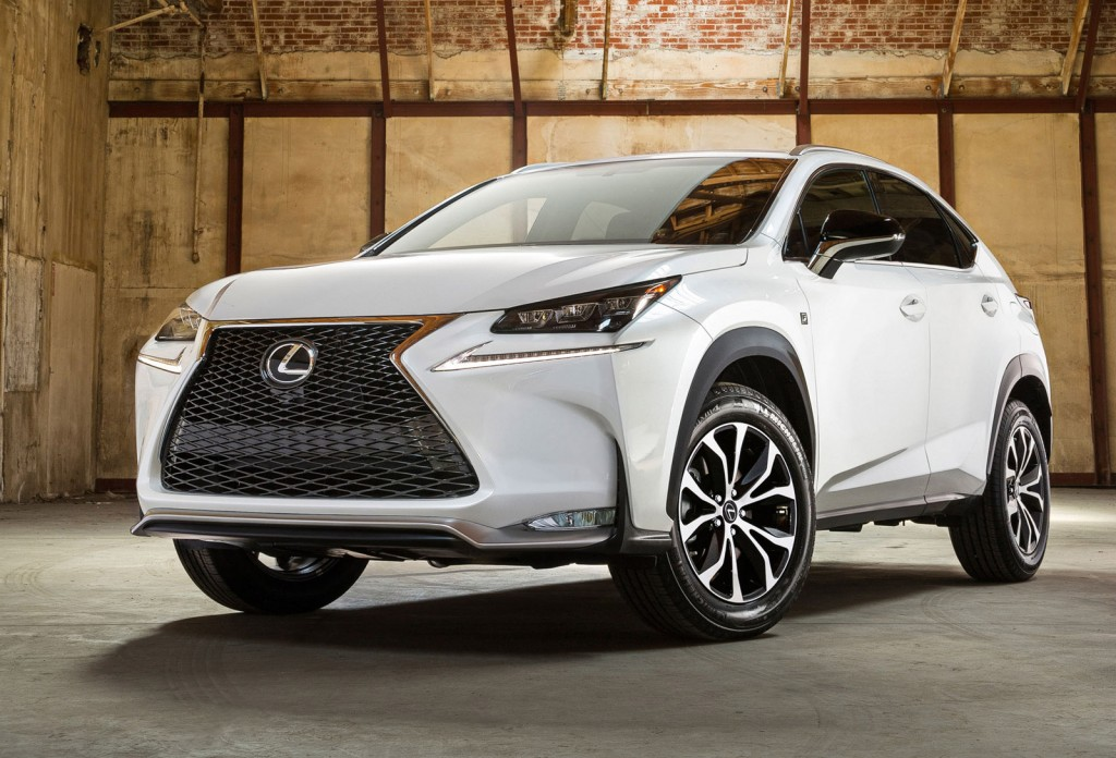 2015 Lexus NX Compact Crossover Coming With Turbo, Hybrid Power