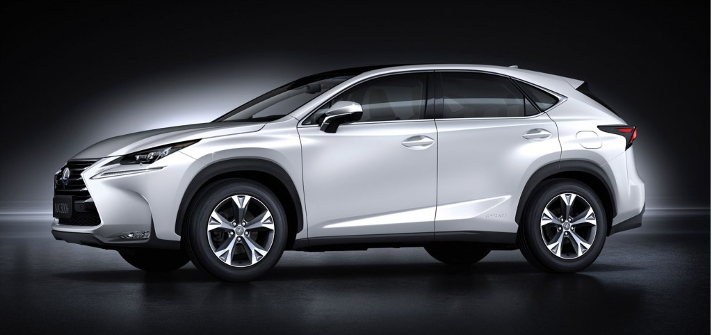 2015 Lexus NX 300h