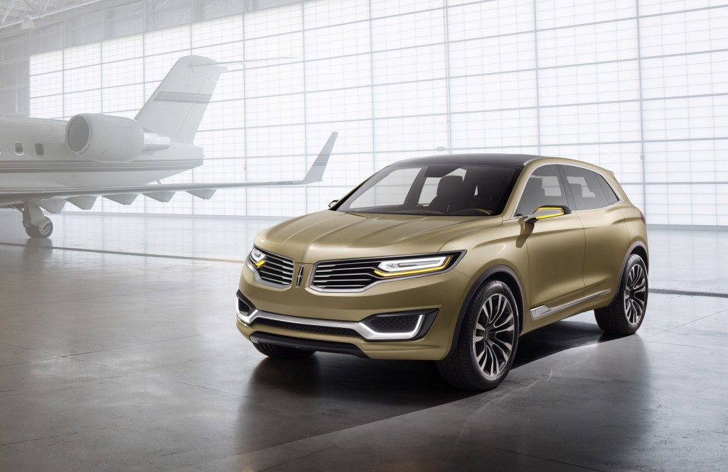 2015 lincoln mkx spy photos - di salvo simona chieti italy photos