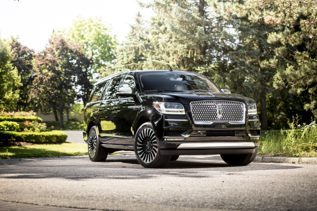 Lincoln Towncar 2017 >> Image: 2018 Lincoln Navigator L in Black Label Destination trim, size: 1024 x 683, type: gif ...