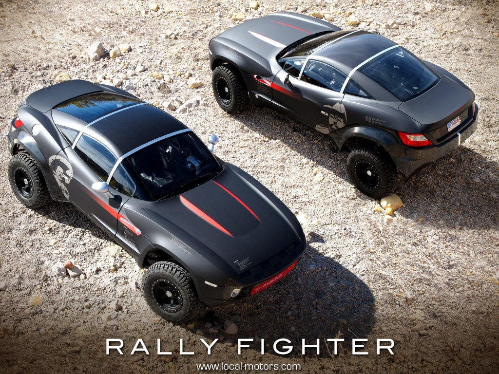 Image Local Motors Rally Fighter Size 1024 X 768 Type