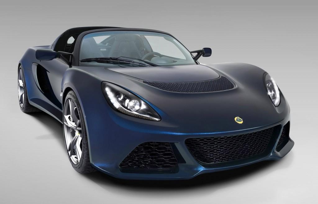 2013 Lotus Exige S Roadster