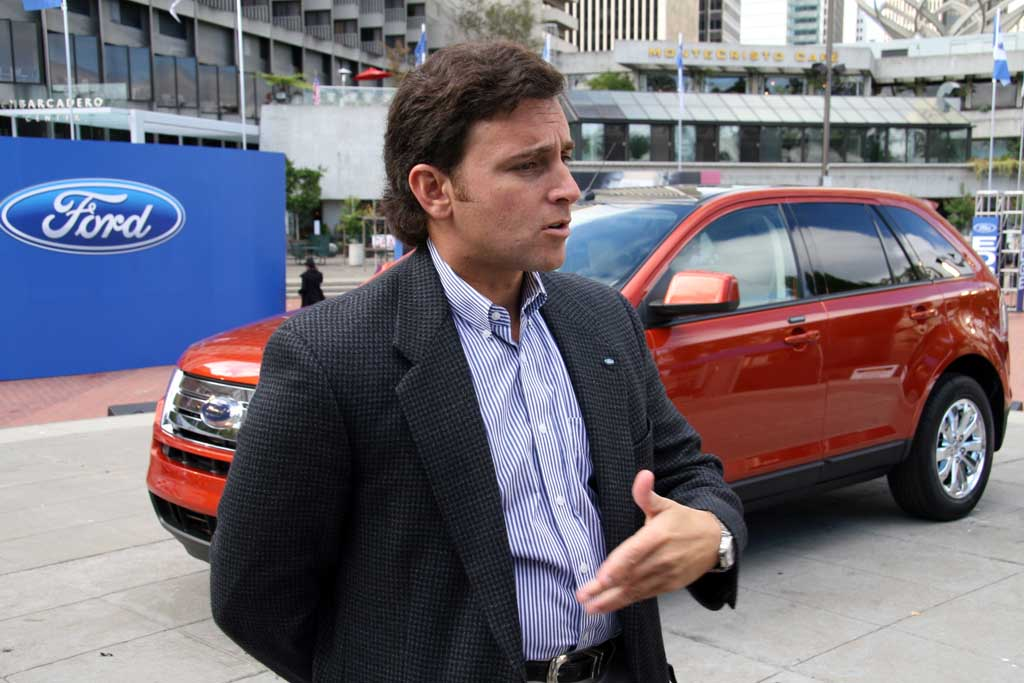 Five Questions Ford Evp Mark Fields