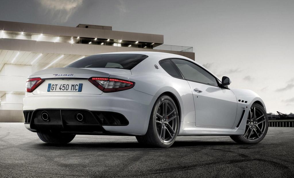Video: Maserati GranTurismo MC Stradale Hits The Track