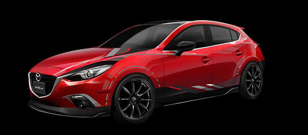 Mazdaspeed 3 Arrival To Coincide With 2017 Mazda 3