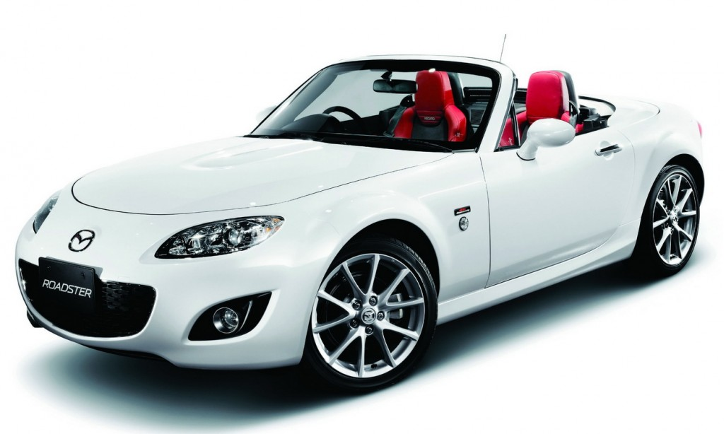 Mazda Roadster 20th anniversary edition