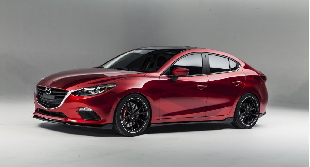 Mazda Vector 3 concept, 2013 SEMA Show