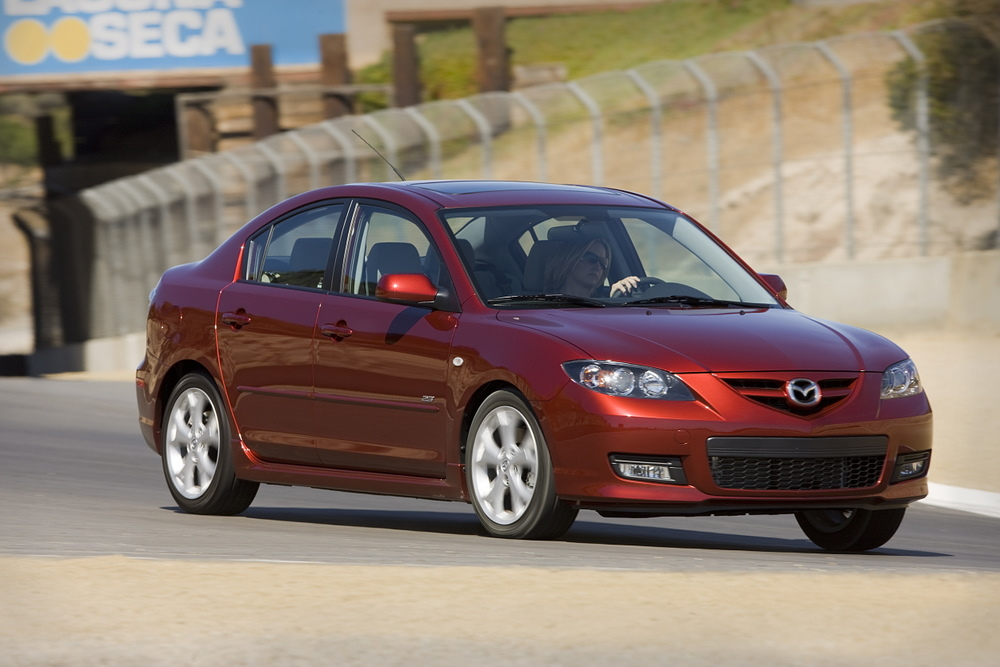 2008 2009 mazda3 and mazdaspeed3 recall alert. Black Bedroom Furniture Sets. Home Design Ideas