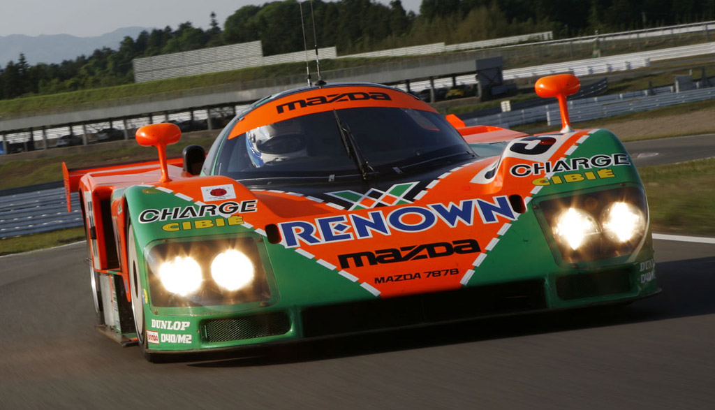 How Forza 4 Recorded Its Loudest Car The Mazda 787b Video