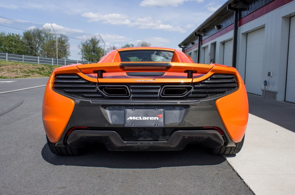 image mclaren 650s first drive photo by michael crenshaw