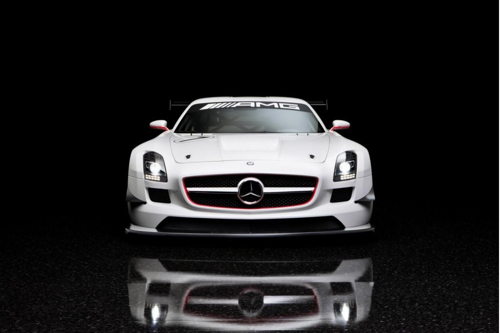 2011 Mercedes-Benz SLS