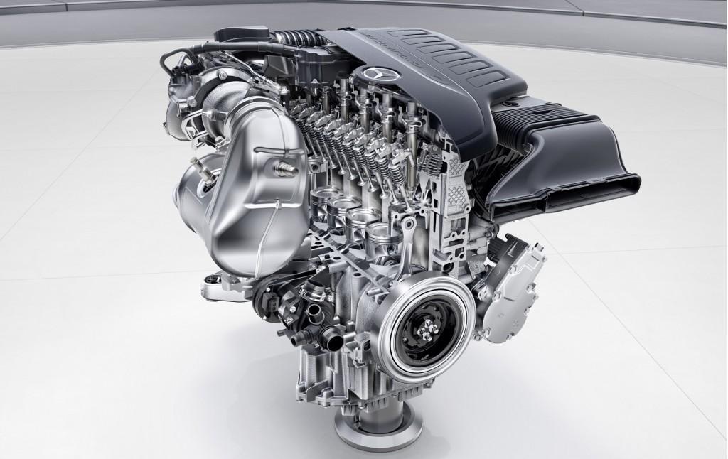 Mercedes-Benz OM654 30 DI LA