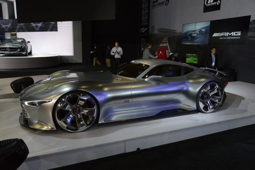 Image mercedes benz amg vision gran turismo concept 2013 for Mercedes benz repair los angeles