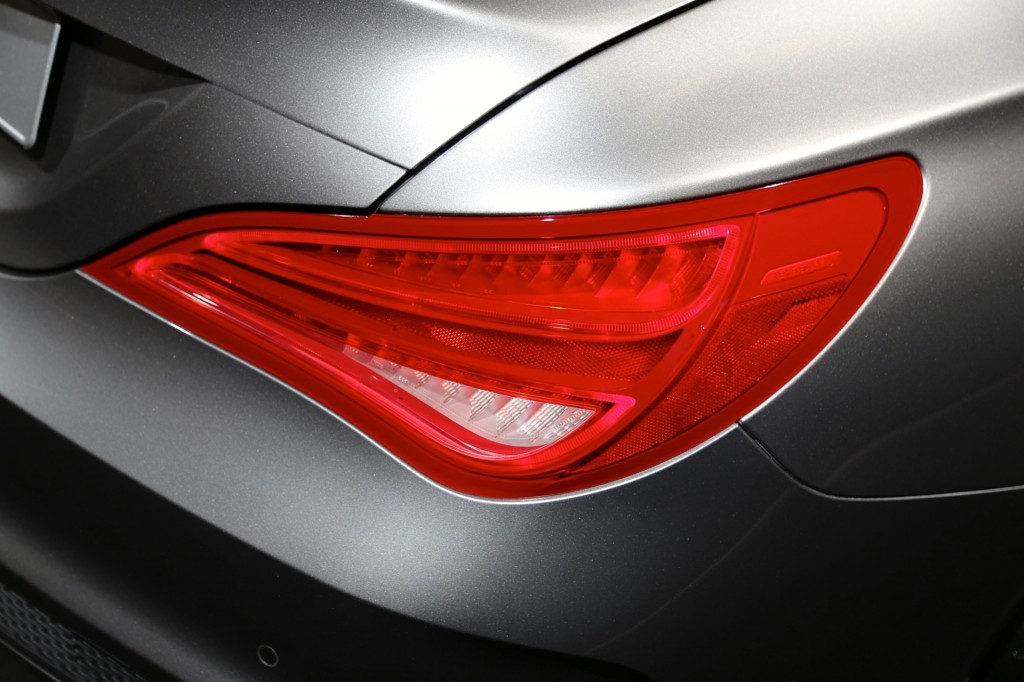 Image 2014 Mercedes Benz Cla 200 Euro Spec Car Size